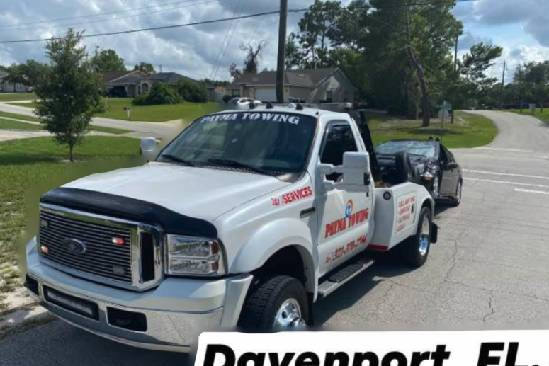 Davenport, Florida Payma Towing Services